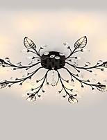 Недорогие -JLYLITE 8-Light Потолочные светильники Рассеянное освещение Электропокрытие Металл Мини 110-120Вольт / 220-240Вольт