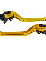 Недорогие -Мотоцикл С тормозным кабелем Алюминий 7075 1 пара (правая и левая) Назначение Honda Все года