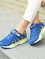 Недорогие -Мальчики / Девочки Обувь Сетка Весна & осень Удобная обувь Спортивная обувь Беговая обувь для Для подростков Пурпурный / Темно-серый / Тёмно-синий