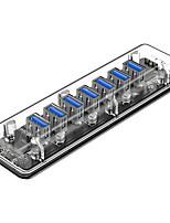 Недорогие -ORICO 7 USB-концентратор USB 3.0 USB 2.0 Защита входа Центр данных