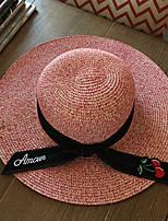Недорогие -Жен. Классический Шляпа от солнца С принтом