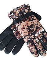 baratos -Dedo Total Unisexo Motos luvas Tecido / Microfibra Respirável / Manter Quente / Anti-desgaste