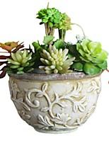 Недорогие -Искусственные Цветы 0 Филиал Классический Винтаж Простой стиль Ваза Букеты на стол / Одноместный Ваза