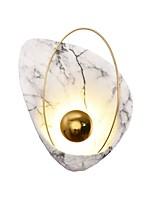 Недорогие -QIHengZhaoMing LED / Современный современный Настенные светильники кафе / Офис Смола настенный светильник 110-120Вольт / 220-240Вольт 10 W
