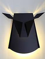 Недорогие -Творчество Современный современный Настенные светильники Спальня / Кабинет / Офис Металл настенный светильник 200-240 Вольт 40 W