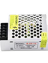 abordables -1pc Indicateur LED / Créatif / Accessoire de feuillard Aluminium Alimentation pour la bande LED / Panneau d'affichage 24 W