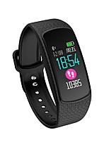 Недорогие -Indear CPB63 Умный браслет Android iOS Bluetooth Smart Спорт Водонепроницаемый Пульсомер / Измерение кровяного давления / Сенсорный экран / Израсходовано калорий / Длительное время ожидания