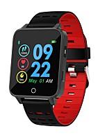 Недорогие -BoZhuo X9S Умный браслет Android iOS Bluetooth Спорт Водонепроницаемый Пульсомер Израсходовано калорий / Педометр / Напоминание о звонке / Датчик для отслеживания сна / Сидячий Напоминание