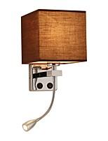 Недорогие -Творчество / Новый дизайн LED / Современный современный Настенные светильники / Подголовники Спальня / Кабинет / Офис Металл настенный светильник 220-240Вольт 40 W