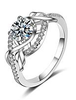 Недорогие -женские модные кольца из сплава