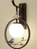 Недорогие -Cool Ретро Настенные светильники Коридор Металл настенный светильник 220-240Вольт 40 W