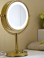 Недорогие -Зеркало Cool Современный современный Металл 1шт Украшение ванной комнаты