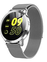 baratos -Indear CF18 Pulseira inteligente Android iOS Bluetooth Smart Esportivo Impermeável Monitor de Batimento Cardíaco Cronómetro Podômetro Aviso de Chamada Monitor de Atividade Monitor de Sono