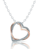 Недорогие -женская мода сплав бриллиантовое колье