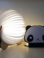 Недорогие -1шт LED Night Light Поменять USB обожаемый 5 V
