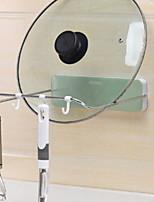 Недорогие -Крючки обожаемый / Креатив Modern Нержавеющая сталь 1шт Украшение ванной комнаты
