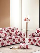 baratos -Cobertura de Sofa Floral / Contemporâneo Impressão Reactiva Poliéster Capas de Sofa