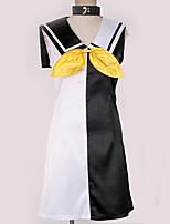 abordables -Inspiré par Vocaloid Cosplay Manga Costumes de Cosplay Costumes Cosplay Mosaïque Cache-col / Robe / Plus d'accessoires Pour Homme / Femme