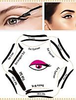 Недорогие -Легко для того чтобы снести / Многофункциональный / Защита Составить 1 pcs Смешанные материалы Повседневные Повседневный макияж Масштабная линейка Безопасность косметический