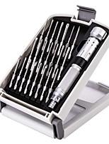 abordables -nanch petit ensemble de tournevis de précision avec 22 outils en acier allié s2 bitsrepair pour laptopsmartphoneiphonejewelry et autres appareils électroniques