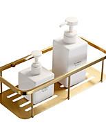 Недорогие -Полка для ванной Новый дизайн Modern Нержавеющая сталь 1шт - Ванная комната На стену