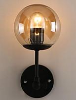 Недорогие -Cool Современный современный Настенные светильники Спальня / В помещении Металл настенный светильник 220-240Вольт 40 W