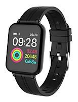 baratos -Indear B57PLUS Pulseira inteligente Android iOS Bluetooth Smart Esportivo Impermeável Monitor de Batimento Cardíaco Cronómetro Podômetro Aviso de Chamada Monitor de Atividade Monitor de Sono