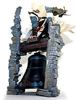 billiga -Anime Actionfigurer Inspirerad av Lönnmördare Altar Ibn-La'Ahad pvc Legering 28 cm CM Modell Leksaker Dockleksak