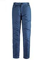 Недорогие -BEIQIU Муж. Лыжные брюки С защитой от ветра, Водонепроницаемость, Теплый Отдых и Туризм / Сноубординг / Зимние виды спорта Полиэфир Брюки / Тёплые брюки / Нижняя часть Одежда для катания на лыжах