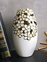 Недорогие -Искусственные Цветы 0 Филиал Классический Modern Ваза Букеты на стол