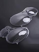 Недорогие -2pcs Автомобиль Автомобильные световые чехлы прозрачный Новый дизайн для Головной свет Назначение Mercedes-Benz Класс E 2002 / 2003 / 2004