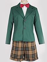 Недорогие -Вдохновлен Принц тенниса Косплей Аниме Косплэй костюмы Школьная форма Английский Косыночная повязка / Пальто / Блузка Назначение Муж. / Жен.