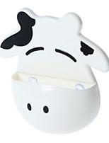 Недорогие -Стакан для зубных щеток обожаемый / Креатив Modern пластик 3шт Зубная щетка и аксессуары