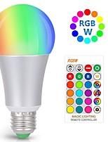 Недорогие -KWB 10 Вт RGBW Светодиодная лампа с регулируемой яркостью 10 Вт RGBBW