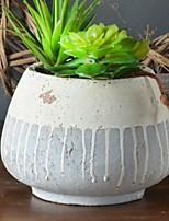 Недорогие -Искусственные Цветы 0 Филиал Классический Modern Ваза Букеты на стол / Одноместный Ваза