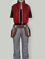 Недорогие -Вдохновлен Косплей Косплей Аниме Косплэй костюмы Косплей Костюмы Современный стиль Жилетка / Кофты / Брюки Назначение Муж. / Жен.