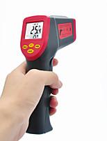 Недорогие -MESTEK A530 высокая точность / Бесконтактный Инфракрасные термометры -32℃-530℃ Экстраполятор, ЖК-дисплей задней подсветки