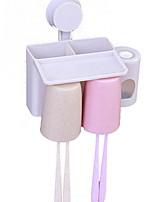 Недорогие -Инструменты Креатив Современный современный пластик 30шт Украшение ванной комнаты