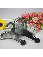baratos -Cachorros / Gatos Á Prova d'água Roupas para Cães Sólido Preto Plástico Ocasiões Especiais Para animais de estimação Masculino / Feminino Comum / Prova-de-Água