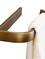 Недорогие -Держатель для полотенец Новый дизайн Современный / Modern Латунь 1шт - Ванная комната полотенце На стену