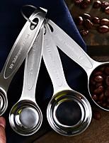 Недорогие -Инструменты для выпечки Нержавеющая сталь Творческая кухня Гаджет Для приготовления пищи Посуда куб Десертные инструменты 4шт