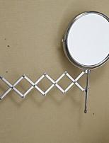 abordables -Miroir Cool / Créatif Moderne Acier inoxydable 1pc Salle de bain