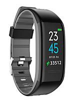 baratos -Kimlink T30 Pulseira inteligente Android iOS Bluetooth Esportivo Impermeável Monitor de Batimento Cardíaco Calorias Queimadas Podômetro Aviso de Chamada Monitor de Atividade Monitor de Sono Lembrete