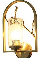 Недорогие -Cool Современный современный Настенные светильники Спальня Металл настенный светильник 220-240Вольт 40 W