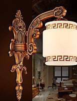 Недорогие -Новый дизайн Ретро Настенные светильники кафе Металл настенный светильник 220-240Вольт 40 W