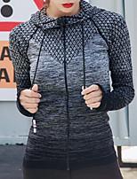 Недорогие -женская спортивная толстовка с длинным рукавом - цвет фуксия с капюшоном