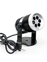 Недорогие -BRELONG® 1шт LED Night Light RGB От электросети Творчество / Атмосферная лампа / US 110-120 V