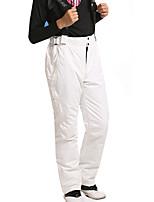 Недорогие -MARSNOW® Муж. Лыжные брюки С защитой от ветра, Сохраняет тепло, Теплый Отдых и Туризм / Зимние виды спорта Полиэфир Брюки / Тёплые брюки / Нижняя часть Одежда для катания на лыжах / Зима