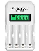 Недорогие -1шт 100-240 V Cool / Аксессуары для ламп / для батареи АА пластик Зарядное устройство
