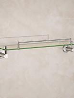 Недорогие -Полка для ванной Креатив Современный Нержавеющая сталь / железо 1шт На стену